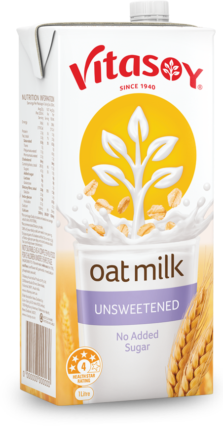 vegan plant based oat milk