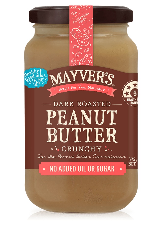 Product review: Mayver's Dark Roasted Peanut Butter