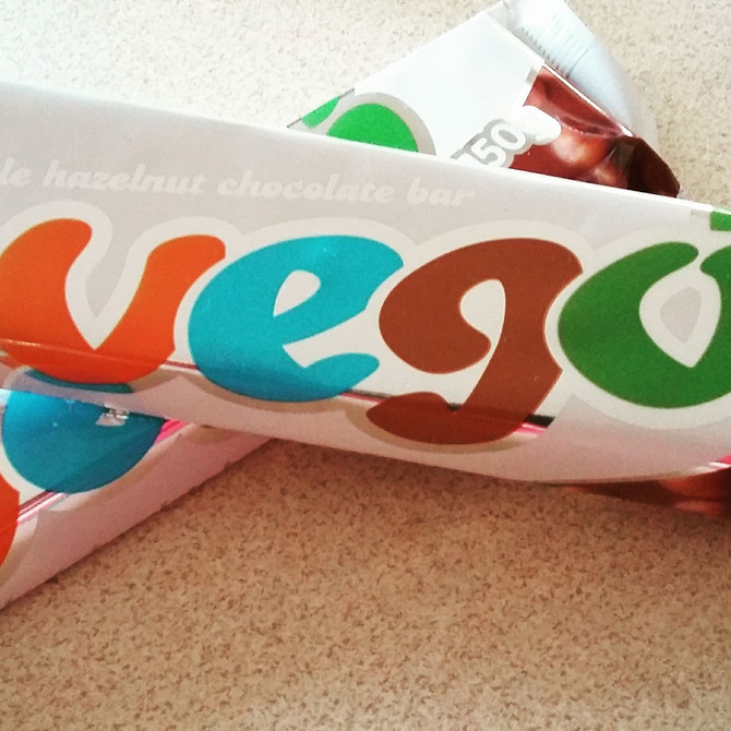 Product review: Vego chocolate