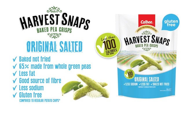Product review: Harvest Snaps