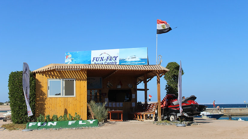 Funfly Watersports Office
