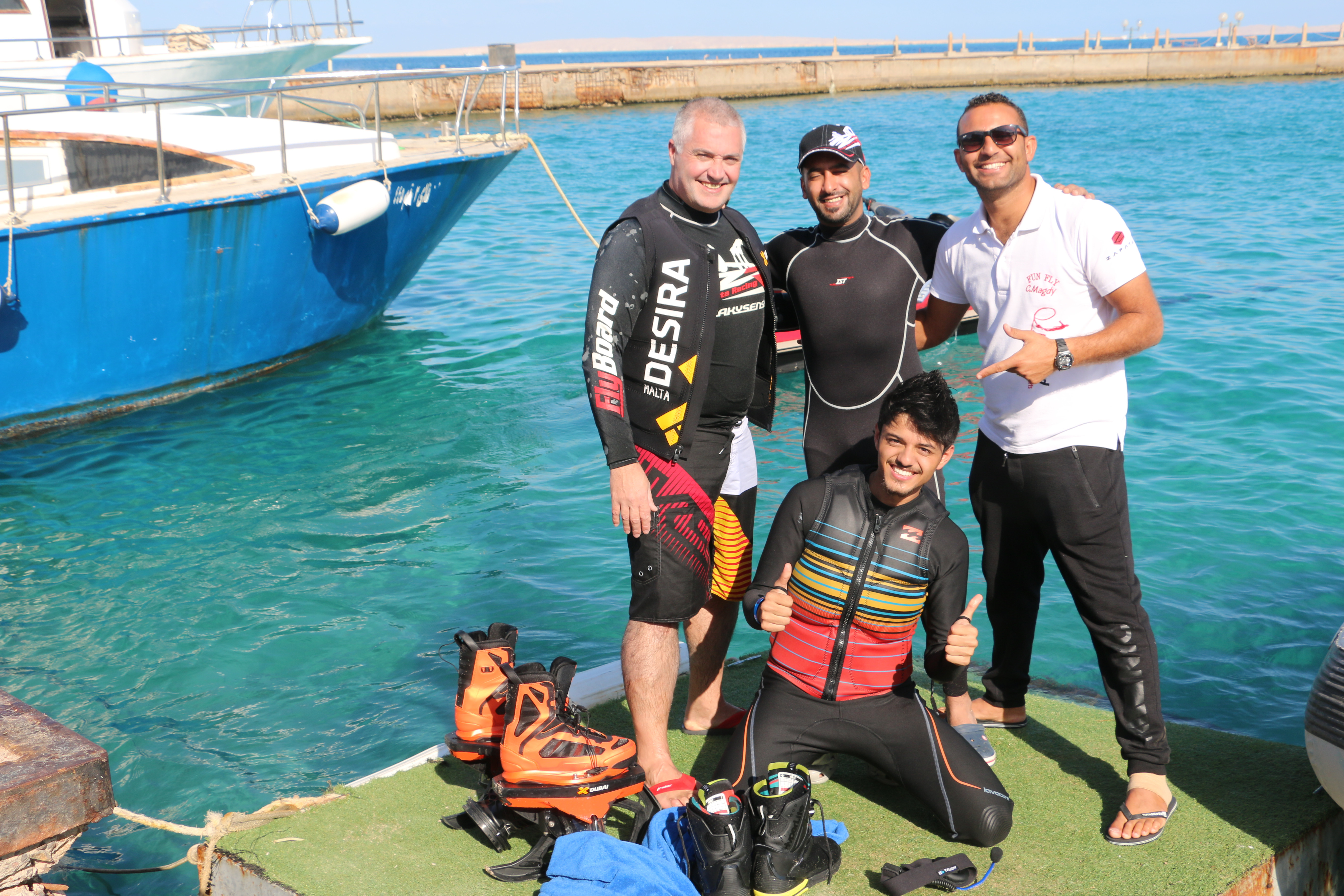 Flyboard BootCamp Instructor