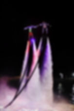 Double Night Flyboard Show