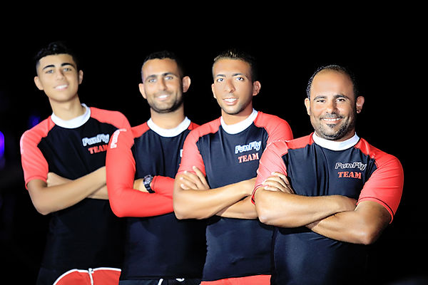 Flyboard Show Team