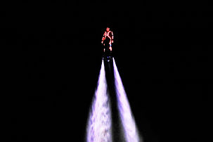 Flyboard Night Show