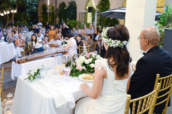 Cafe Julia Wedding Reception