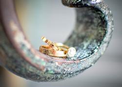 Bride & Grooms Wedding Rings