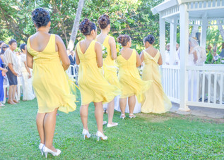 Bridesmaide's