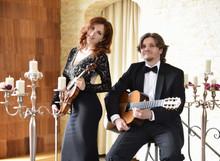 Golden Duo präsentiert: Gitarre meets Geige