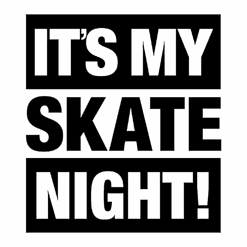 Friday Evening      Skate 6pm-8pm