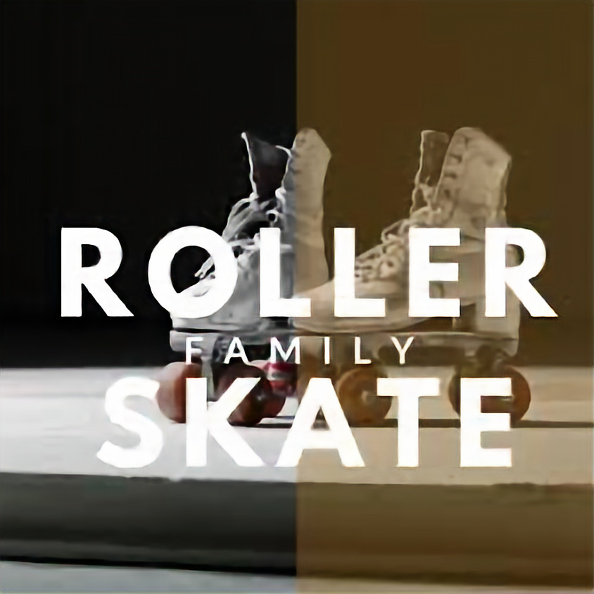 Wednesday Evening Family Skate 5:30pm-8pm