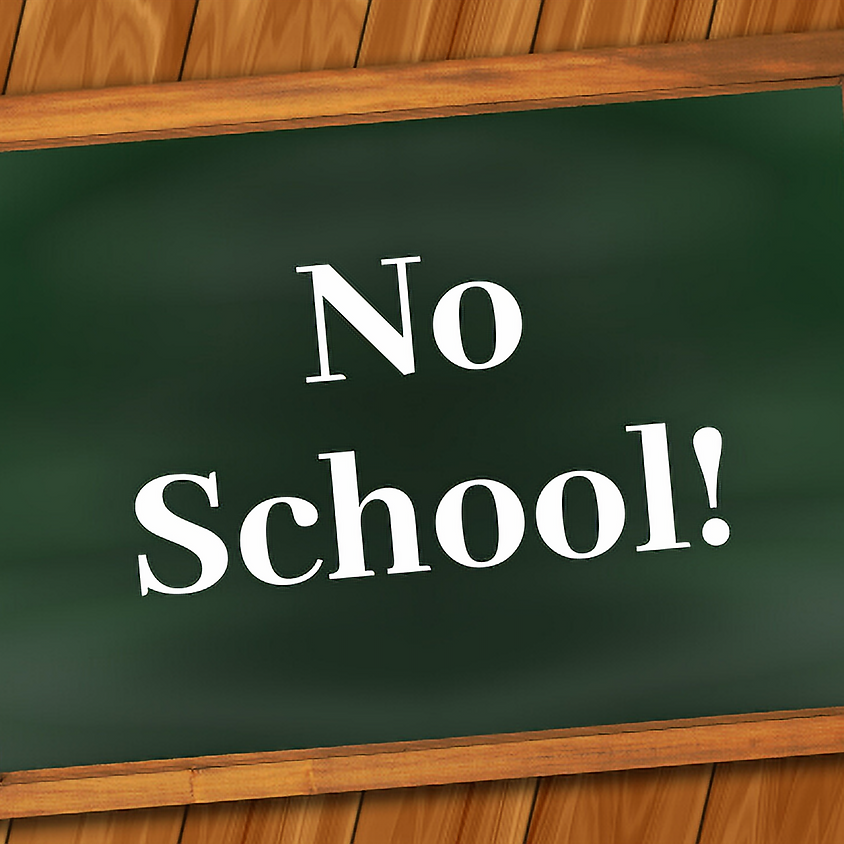 Friday NO SCHOOL SKATE! 12:30pm-3:00pm