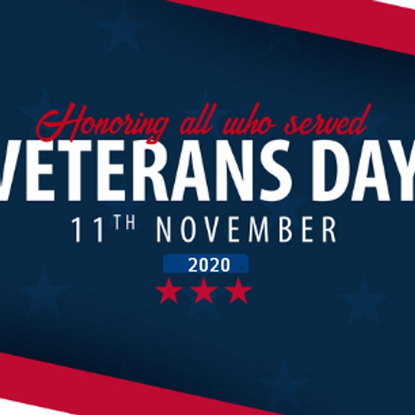 Veterans Day Skate 1pm-3pm