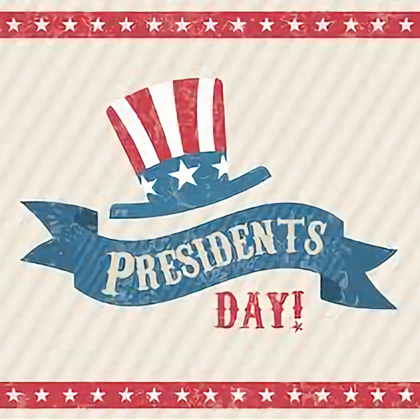 Presidents Day Skate 1pm-4pm