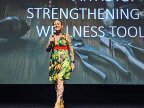 Creator of Mental Health Wellness Toolbox, Dr.Jinxi Caddel Techniques To Fighting Anxiety Eugene, OR