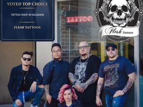 IN THE FLESH-Flesh Tattoos 905