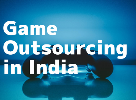 Growing Demand: Game Outsourcing in India