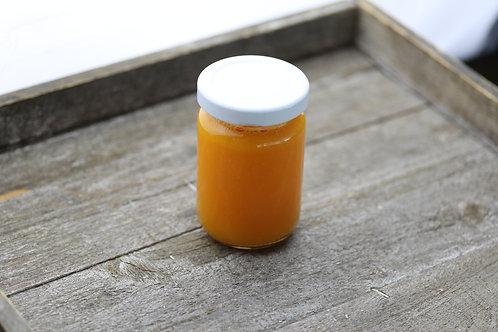 Orangen-Ingwer Shot mit Kurkuma