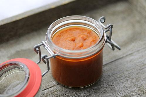 Currywurst Sauce ohne Wurst