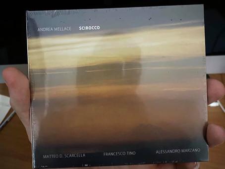 ''Ghost of stromboli'' in Scirocco, album Jazz del musicista Andrea Mellace