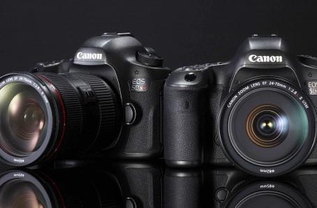 Canon presenta le nuove Canon 5DS e 5DSR