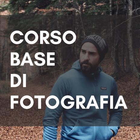 """Il """"Corso base di fotografia"""" è  un corso didattico individuale di 4 lezioni (singola o pacchetto completo), svolto in ''smartworking'' (Zoom app), rivolto a chi vuole muovere i primi passi nel mondo della fotografia."""