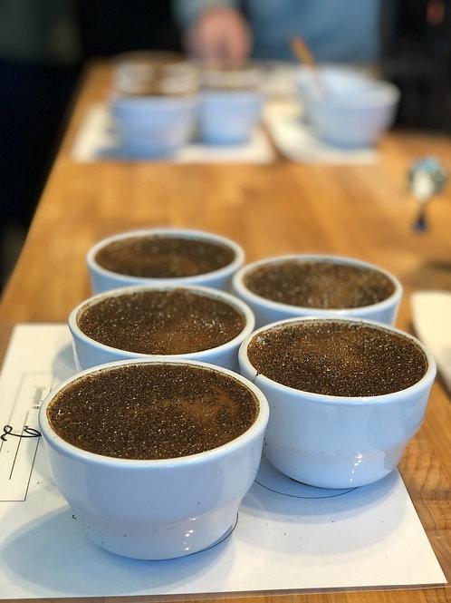 Public Coffee Cupping