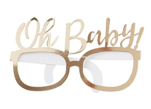 Oh Baby Selfie Glasses