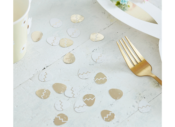 Easter Egg Table Confetti