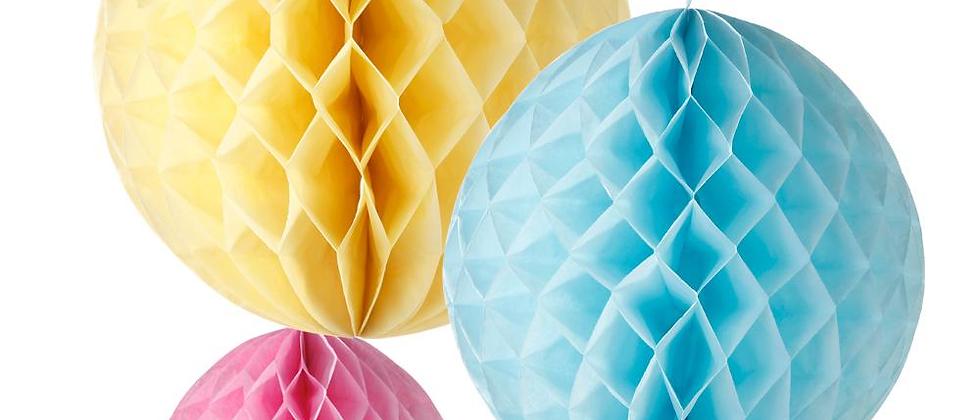 Pastel Mix Honeycombs