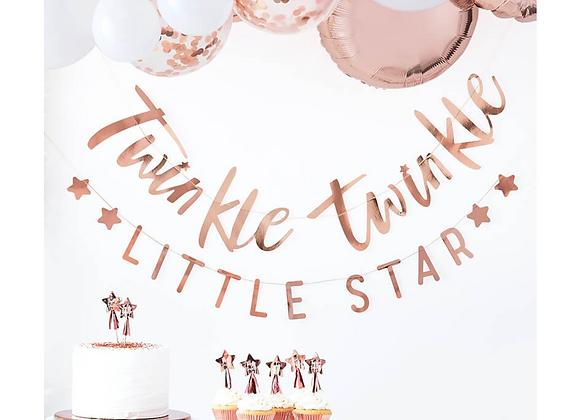 Twinkle Twinkle Garland