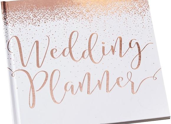Rose Gold Wedding Planner