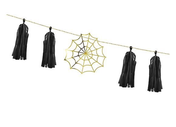 Spiderweb Garland Kit