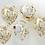 Thumbnail: Oh Baby Gold Confetti Balloons x 5