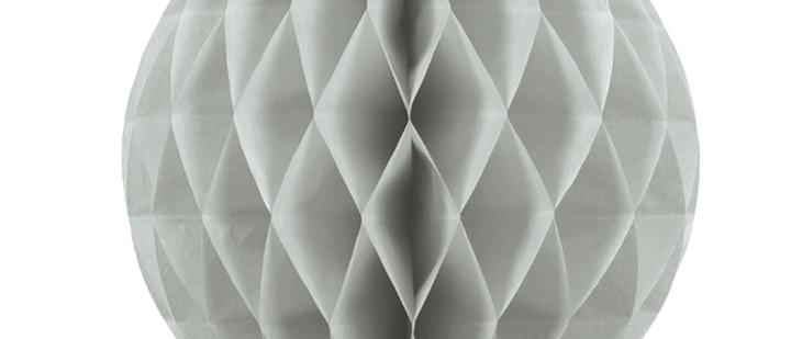 Light Grey Honeycomb - 30 cm