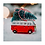 Thumbnail: Camper Van With Tree Bauble