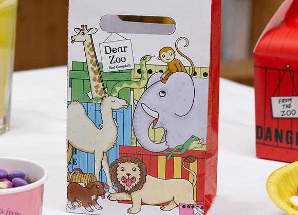 Dear Zoo Party Bags