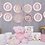 Thumbnail: Pink And Gold Baby Shower  Garland