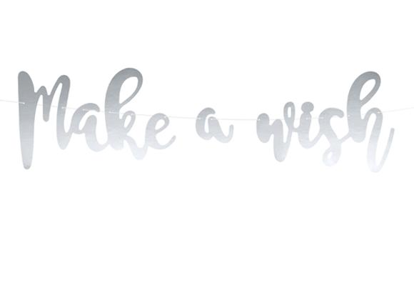 Make A Wish Garland