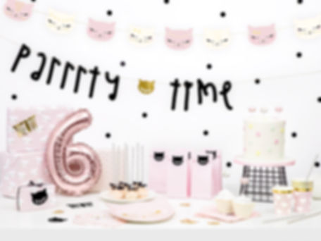 Pink Kitty Party