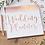 Thumbnail: Rose Gold Wedding Planner