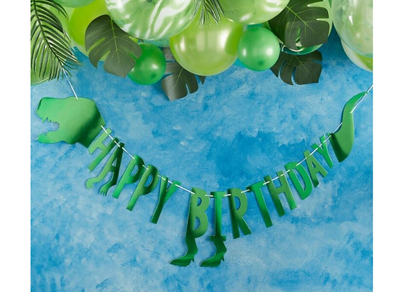 dinosaur party decorations, decorations for a dinosaur party, dinosaur party theme
