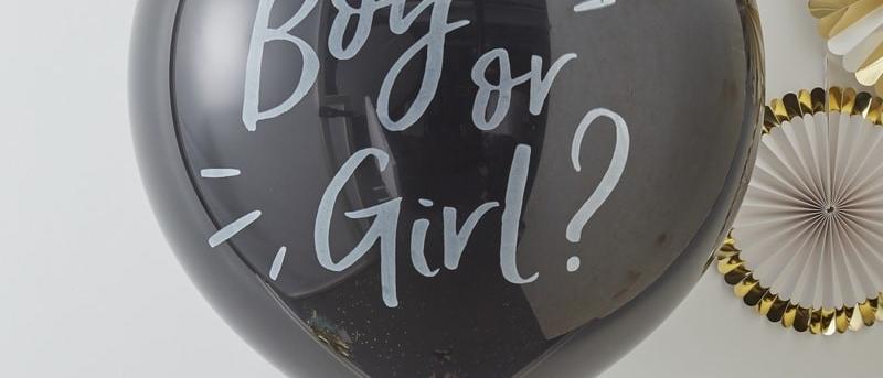 Giant Gender Reveal Balloon