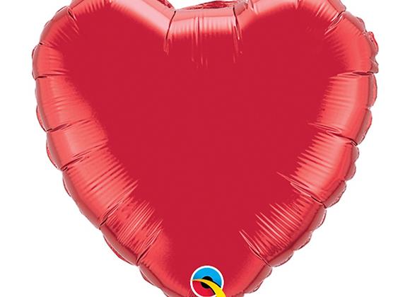 love heart shaped balloon, valentines day balloon