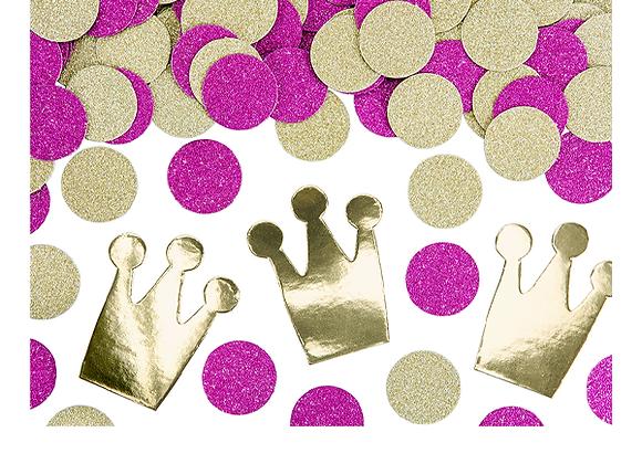 Princess Party Confetti - 4g