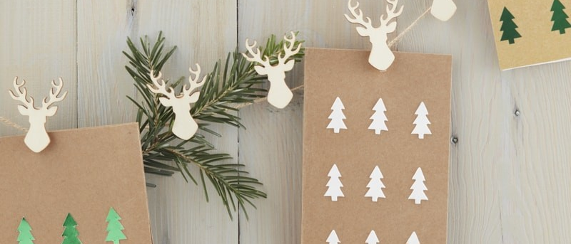 Stags Head Card Holder Kit