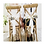 Thumbnail: Bride And Groom Chair Signs