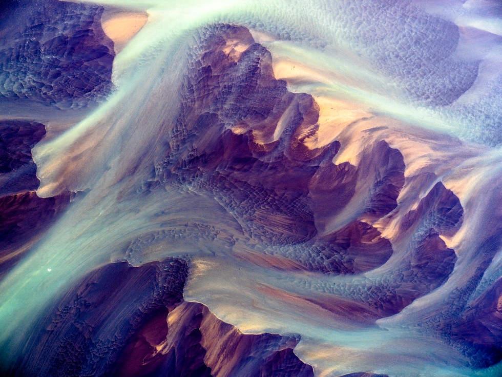 'Deep State', Eyjafjallajökull glacial rivers, Iceland