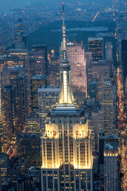 'Where Dreamers Achieve', Manhattan, NY
