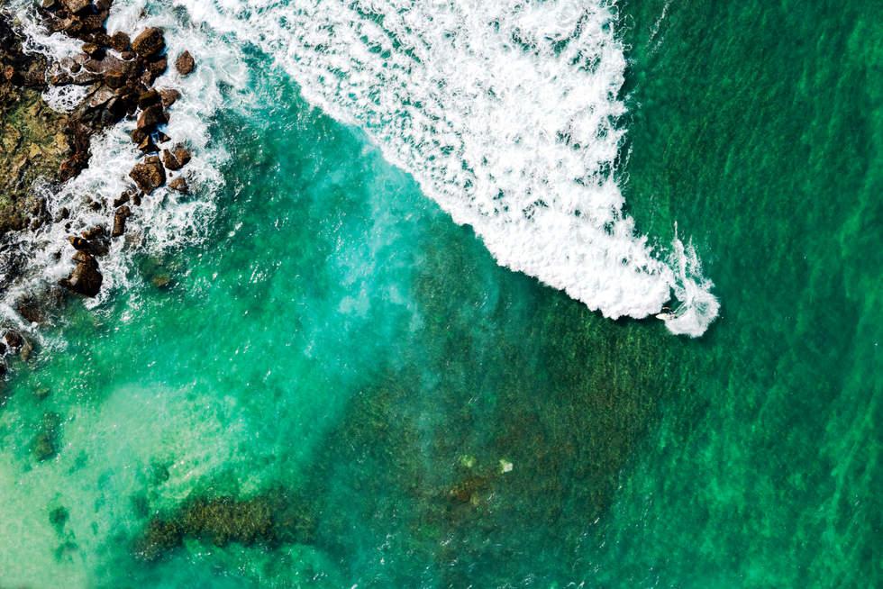 'Daybreaks', Galle Beach, Sri Lanka